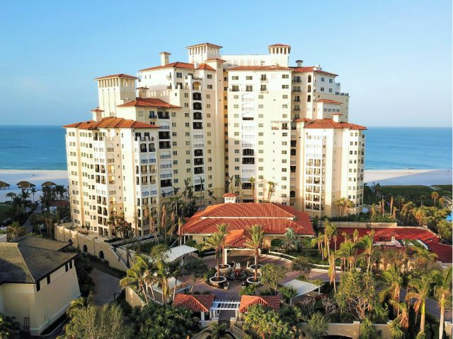 Madeira on Marco Island Florida - Beachfront Condos
